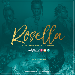 Lady JayDee - Rosella - H_ART THE BAND x LADY JAY DEE (acoustic version)