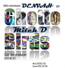 MITCH D. - ghettobirds
