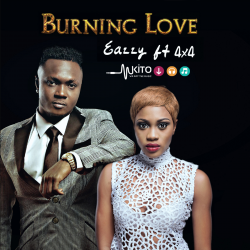 Eazzy - Burning Love ft. 4x4 (Prod By Masta Garzy)