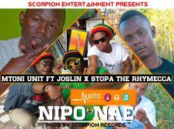 Scorpion Records Mtoni Unit - NIPO NAE