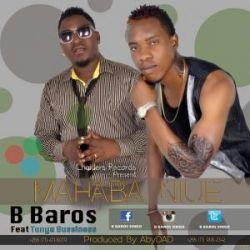 B Baros - Mahaba niuwe