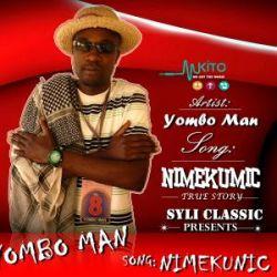 YOMBO MAN - NIMEKUMISI