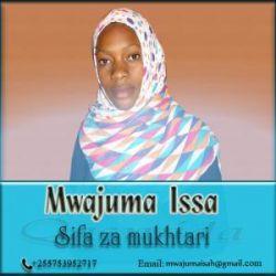 Mwajuma Issa - Utandawazi