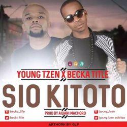 Youngtzen - Ft Becka title - Sio kitoto
