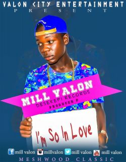Producer P - Mill Valon--I'm soo in love