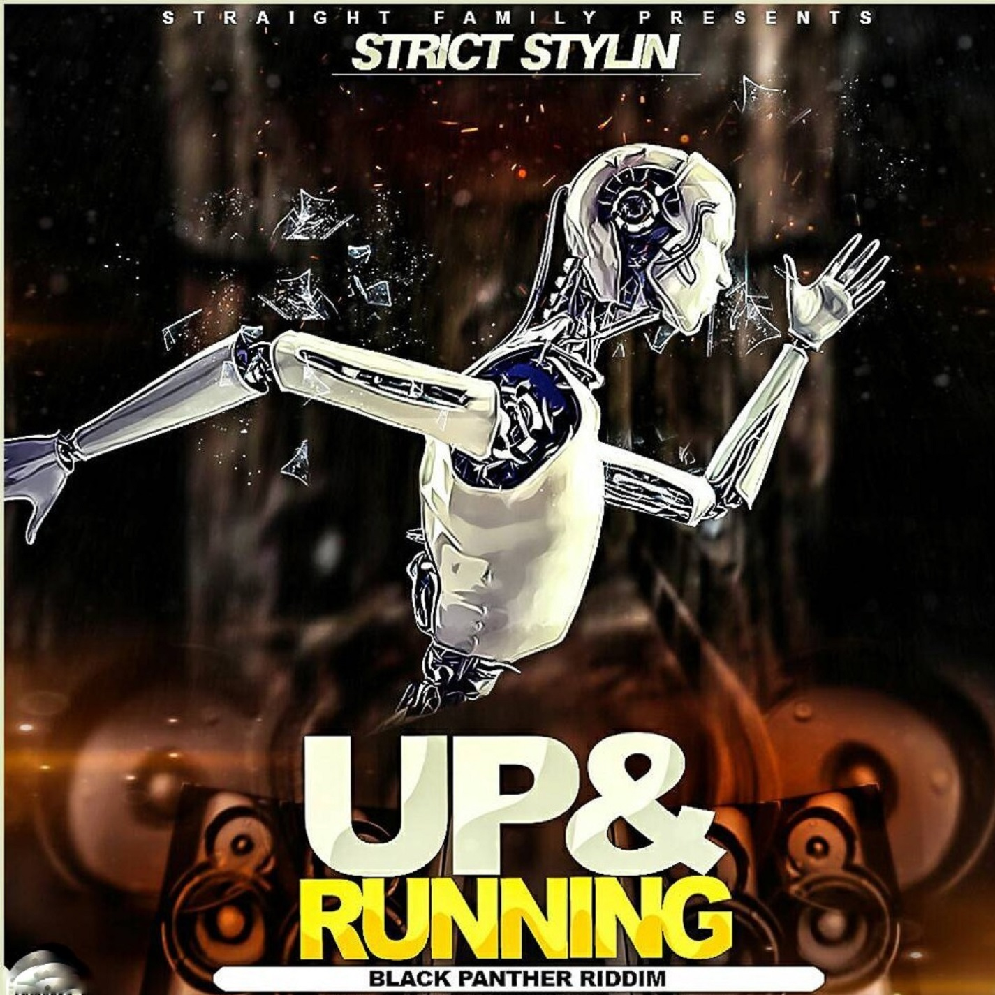 Strict Stylin - Up and Running (Black Panther Riddim)