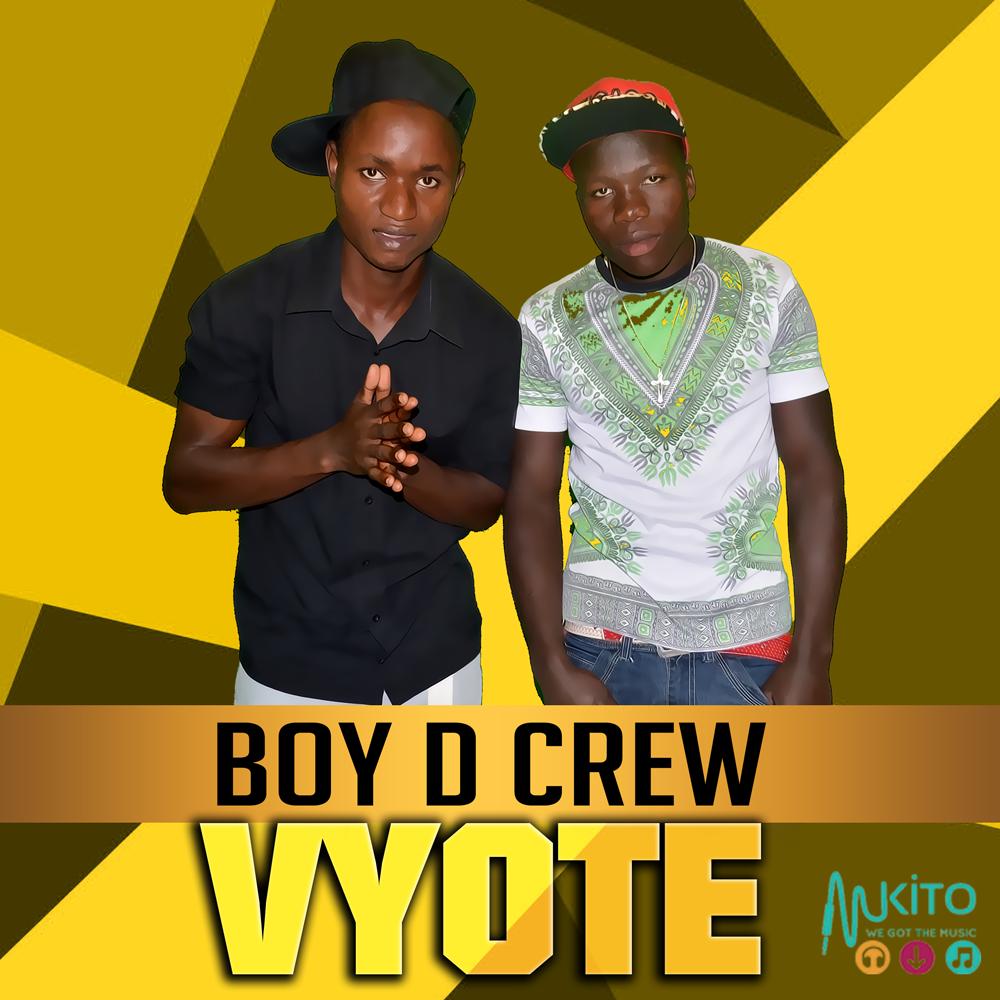 Boy D Crew - Boy D Crew-Vyote (Mix.Noiz)