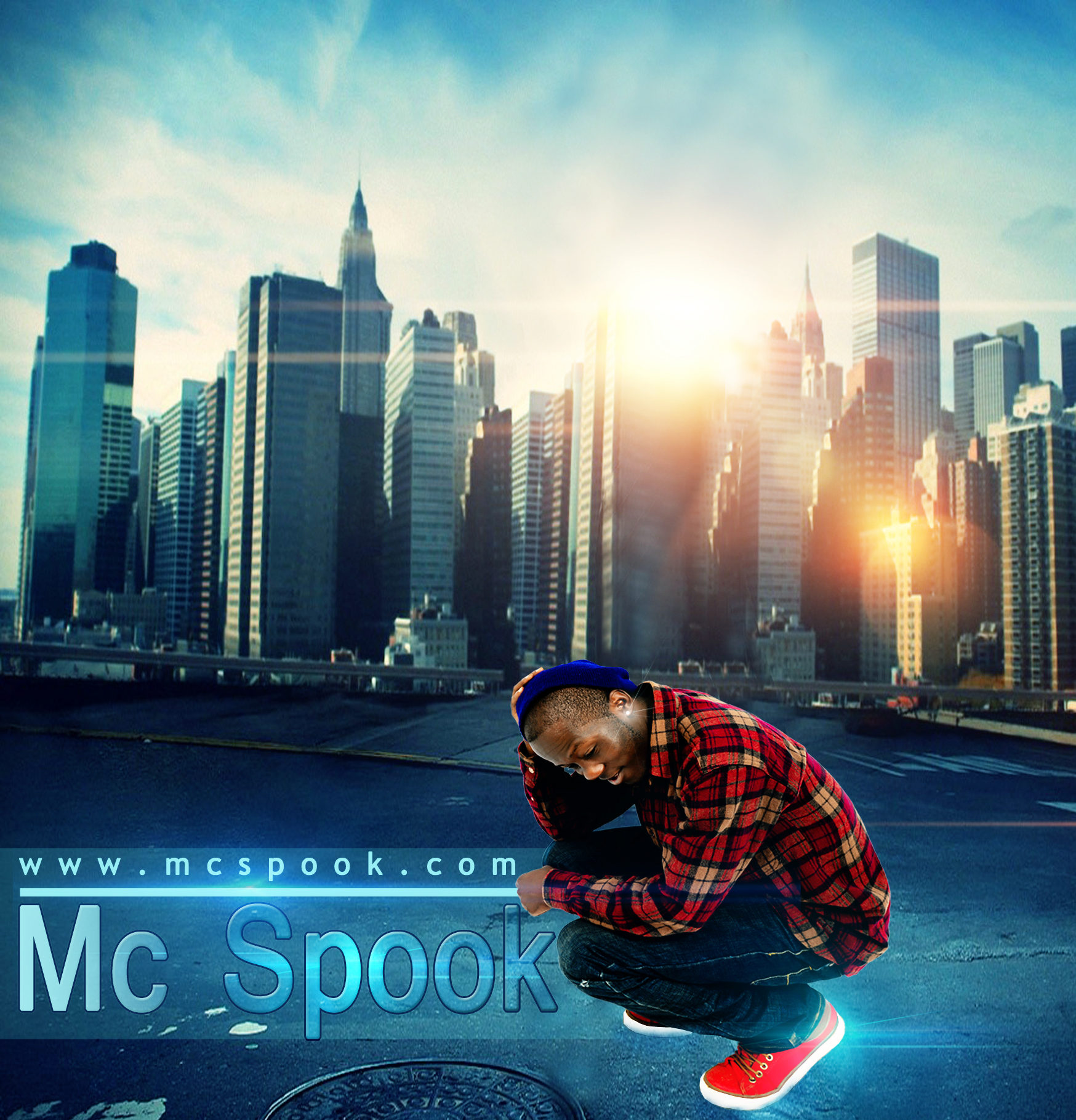 Mc Spook - 1_Eldoret State Of MindVoices
