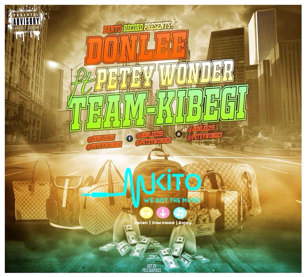 Don Lee - Donlee ft P Wonder Team kibegi