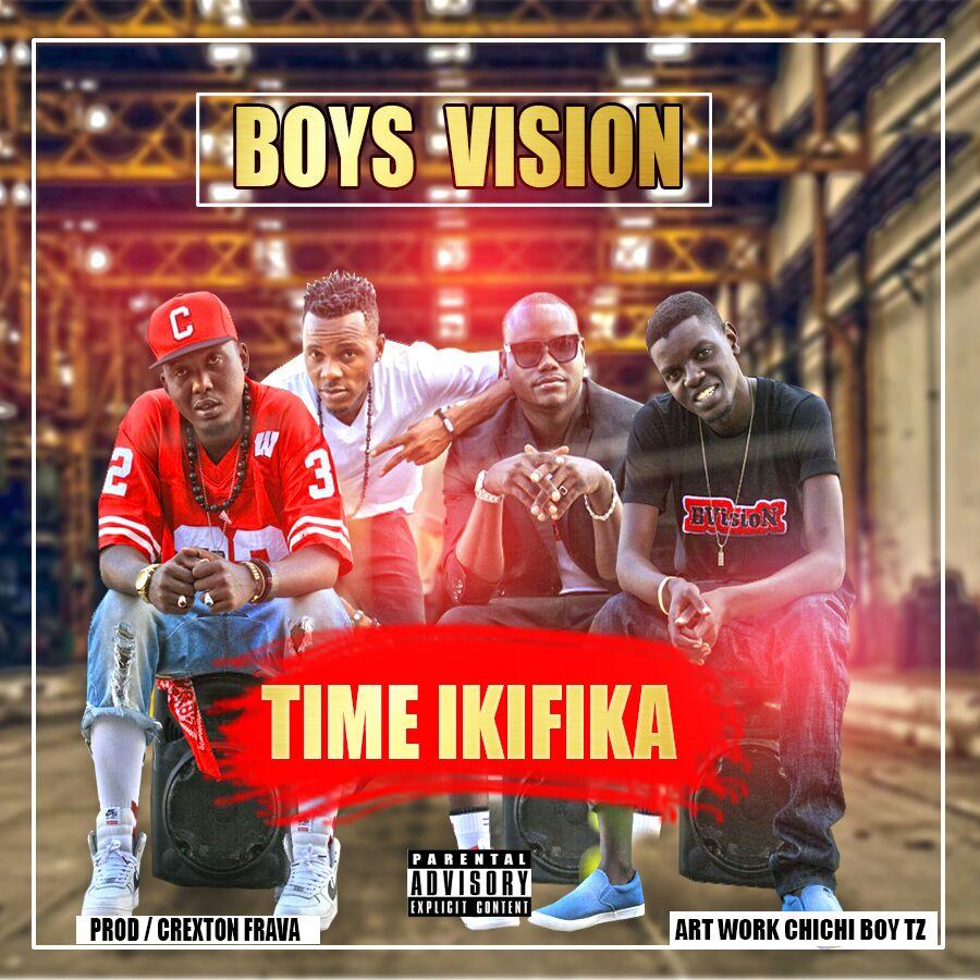 BOYS VISION - Boys Vision - Time ikifika