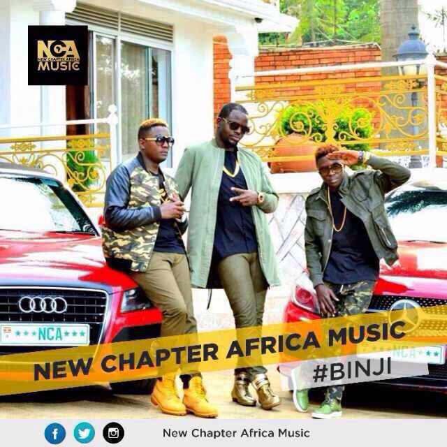 New Chapter Africa - BINJI