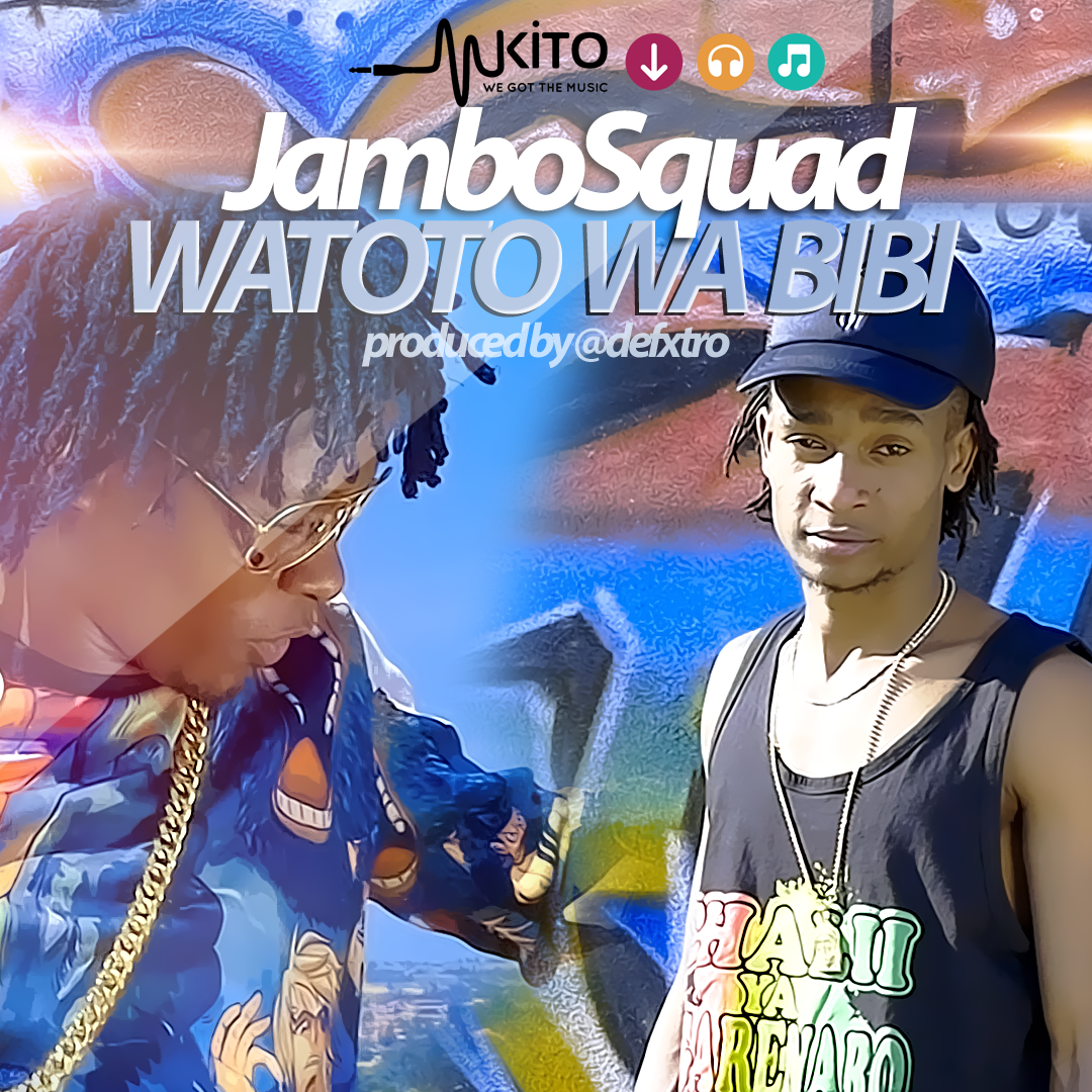Jambo Squad - Blaza Ukimwi