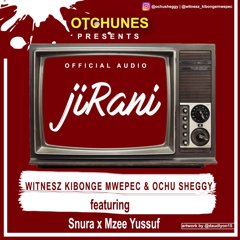 Witnesz Kibonge Mwepec - De toir