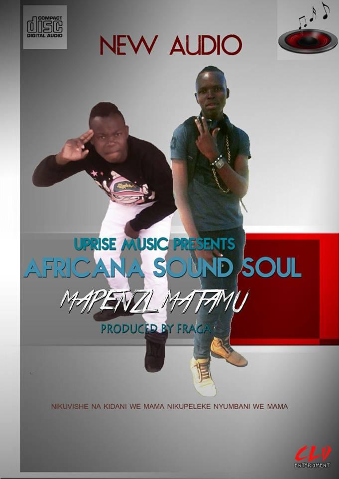 WIZZO CLASSIC - Africana sound soul_mapenzi matamu_ledger's music_mixing by kizutouch