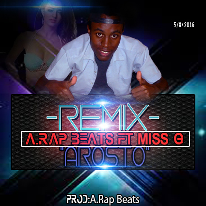 A Rap Beats - A.Rap Beats - UWE WANGU Instrumental prod by .A.Rap Beats