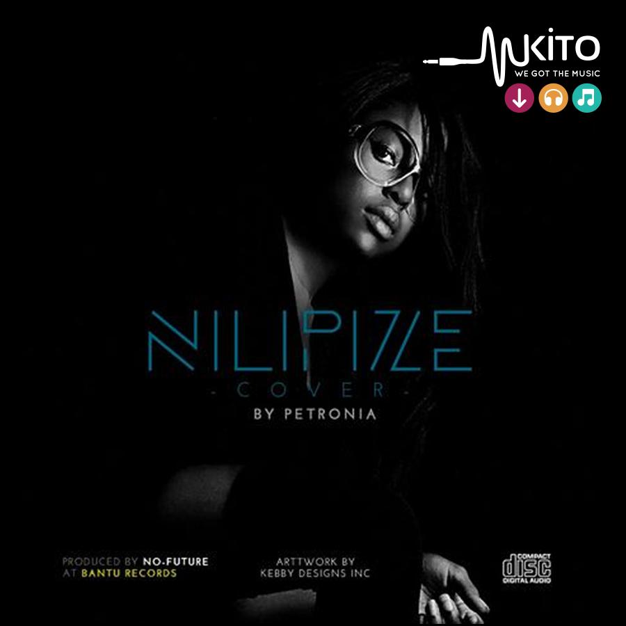 BANTU MUSIC PRODUCTION - Nilipize Cover