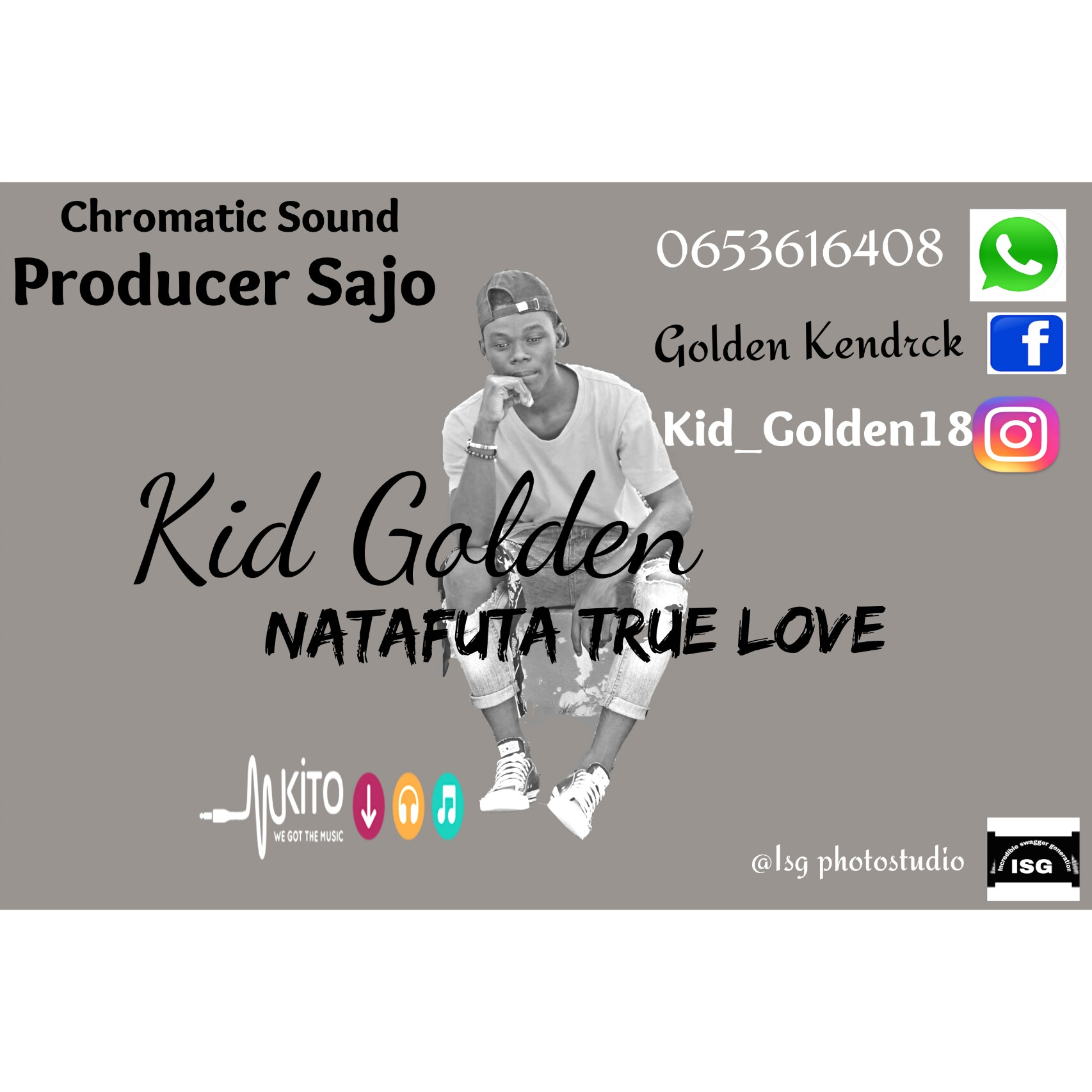 Kid Golden - Natafuta True Love