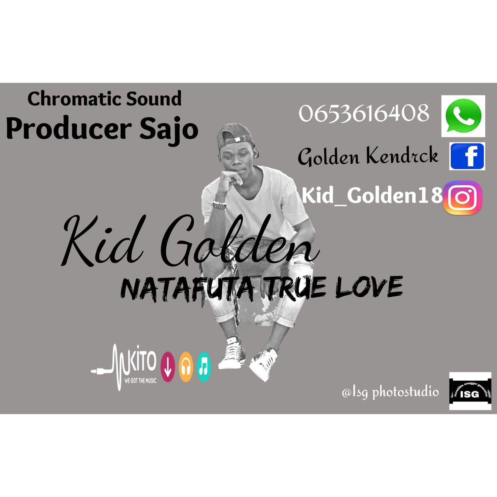 Kid Golden - Nasema Na Wewe