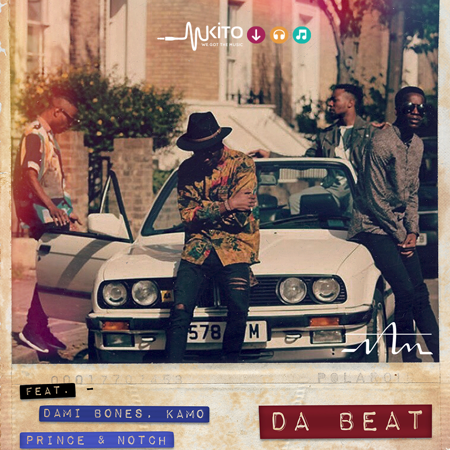 New Age Muzik - Da Beat Ft. Dami Bones, Kamo Prince & Notch