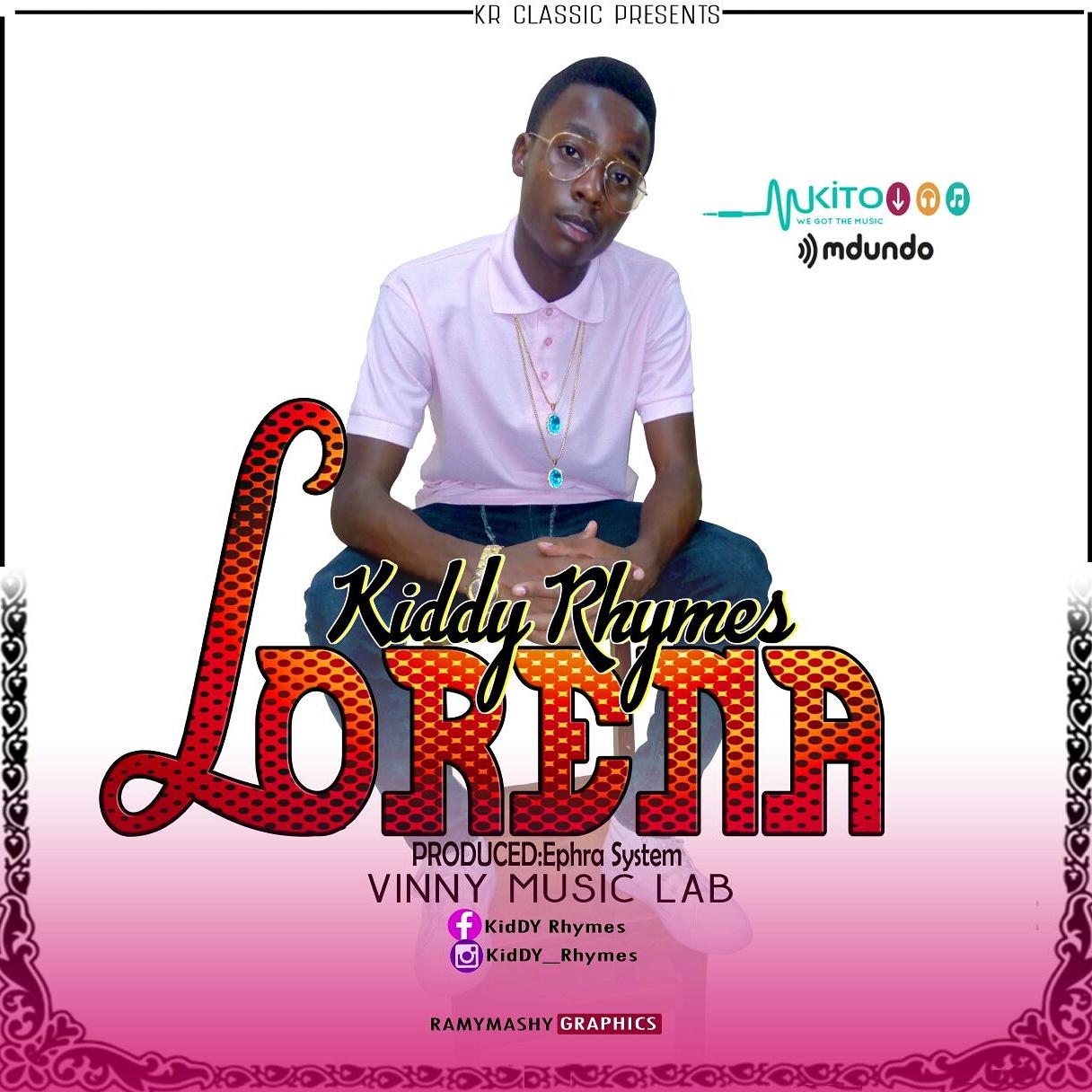 KidDy Rhymes - KidDy Rhymes_-_Umebadilika..official audio.