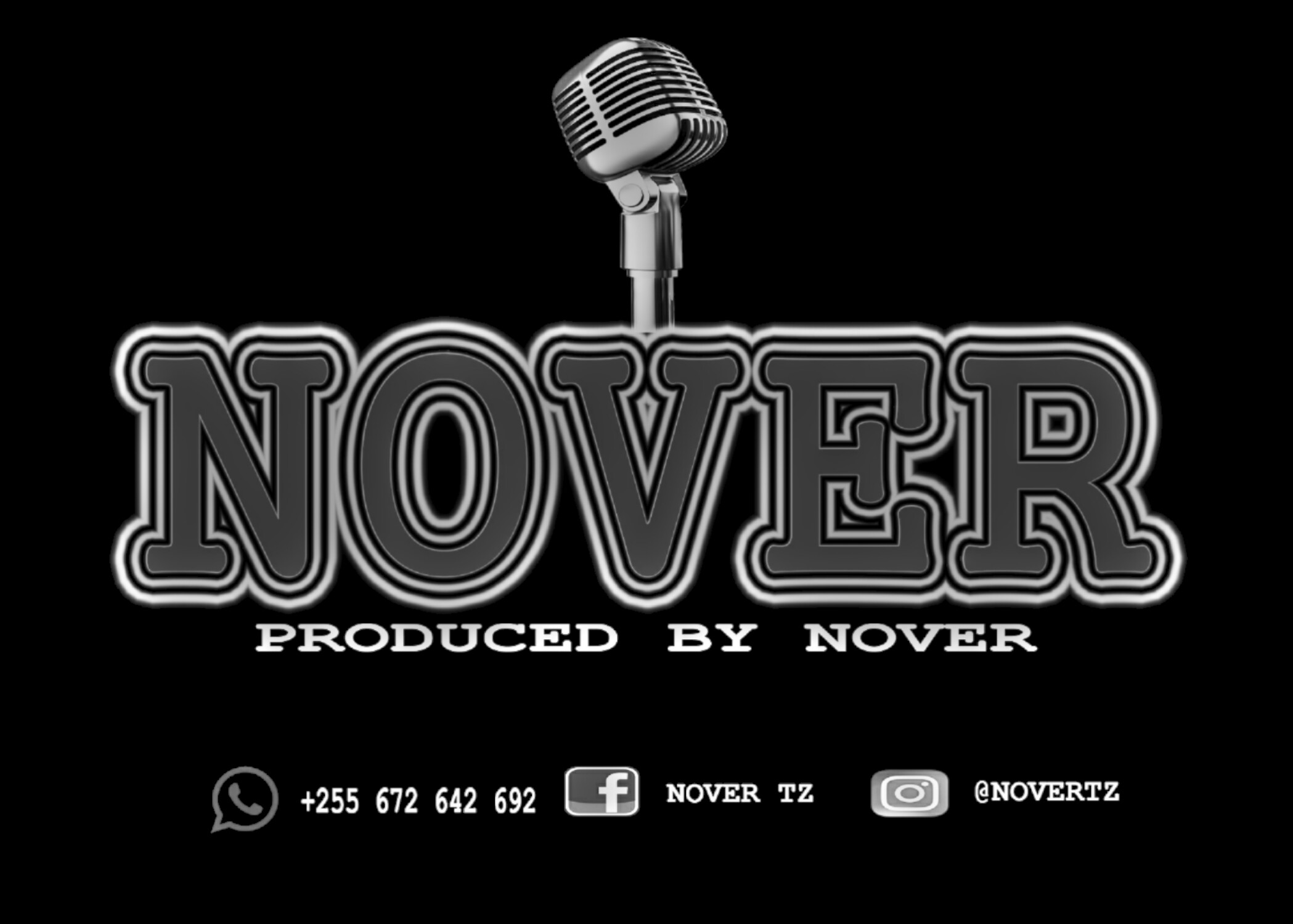 NOVER - Instrumental_let her go( key of nover)
