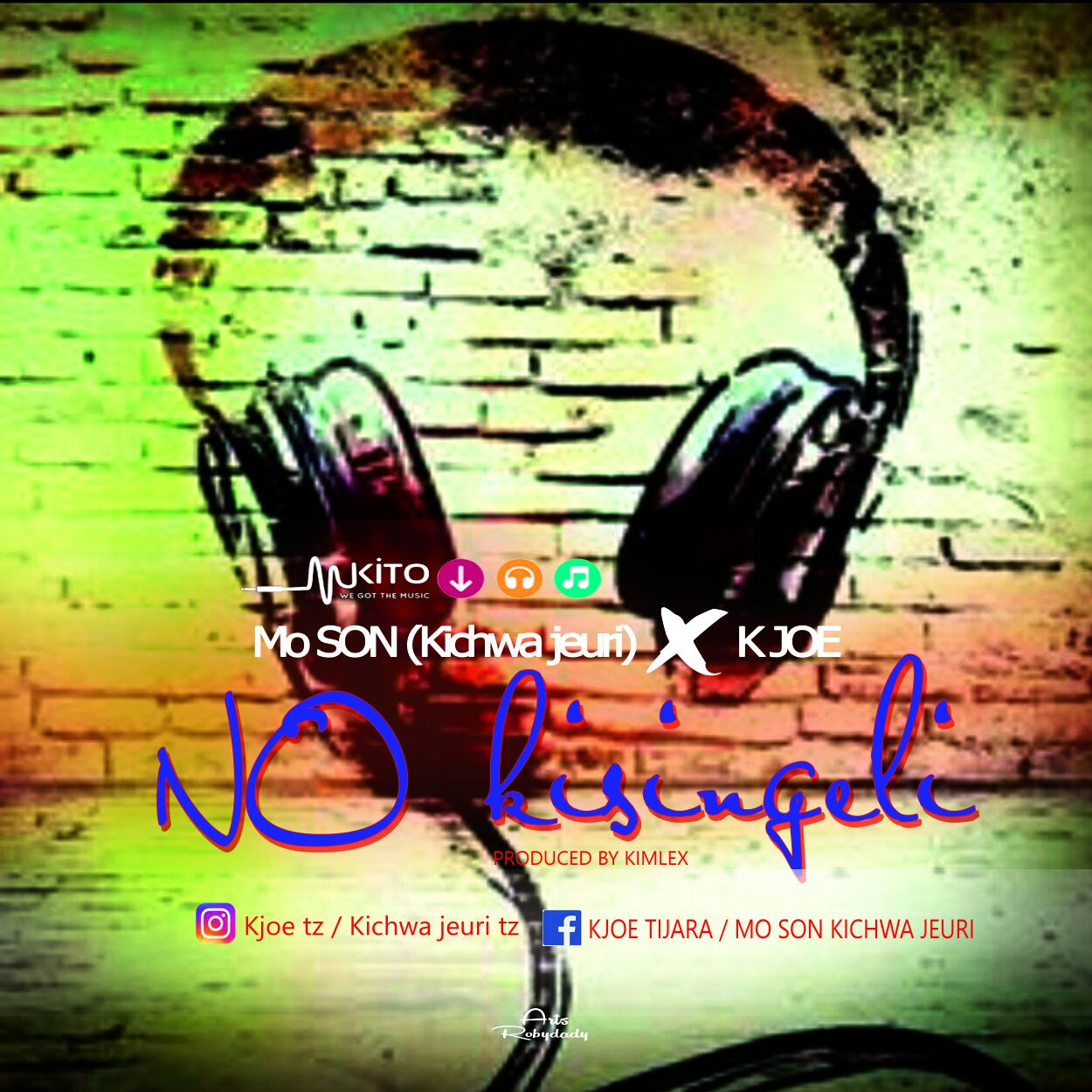Mo son - No Kisingeli