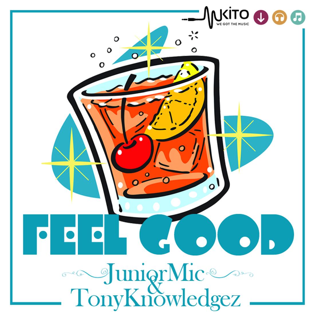 Tony Knowledgez - BADO NIPO