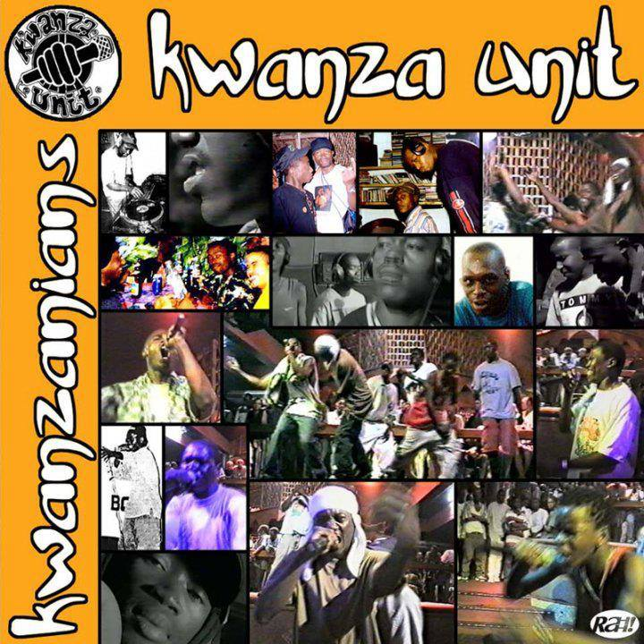 KWANZA UNIT - Beyond Belief Remix (Chief Rhymson,Y-Thang,KBC,D-Rob,Seko)
