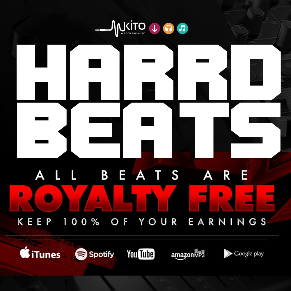 Harrd Beats - 1 HarrdBeats-HarrdTimes VOL 1