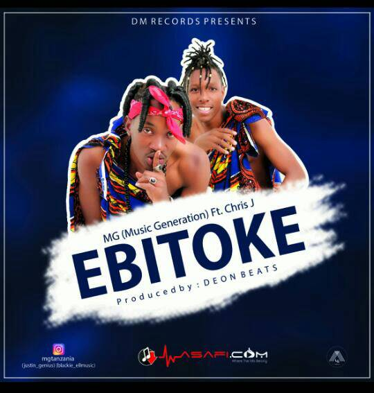 MG Music - Ebitoke