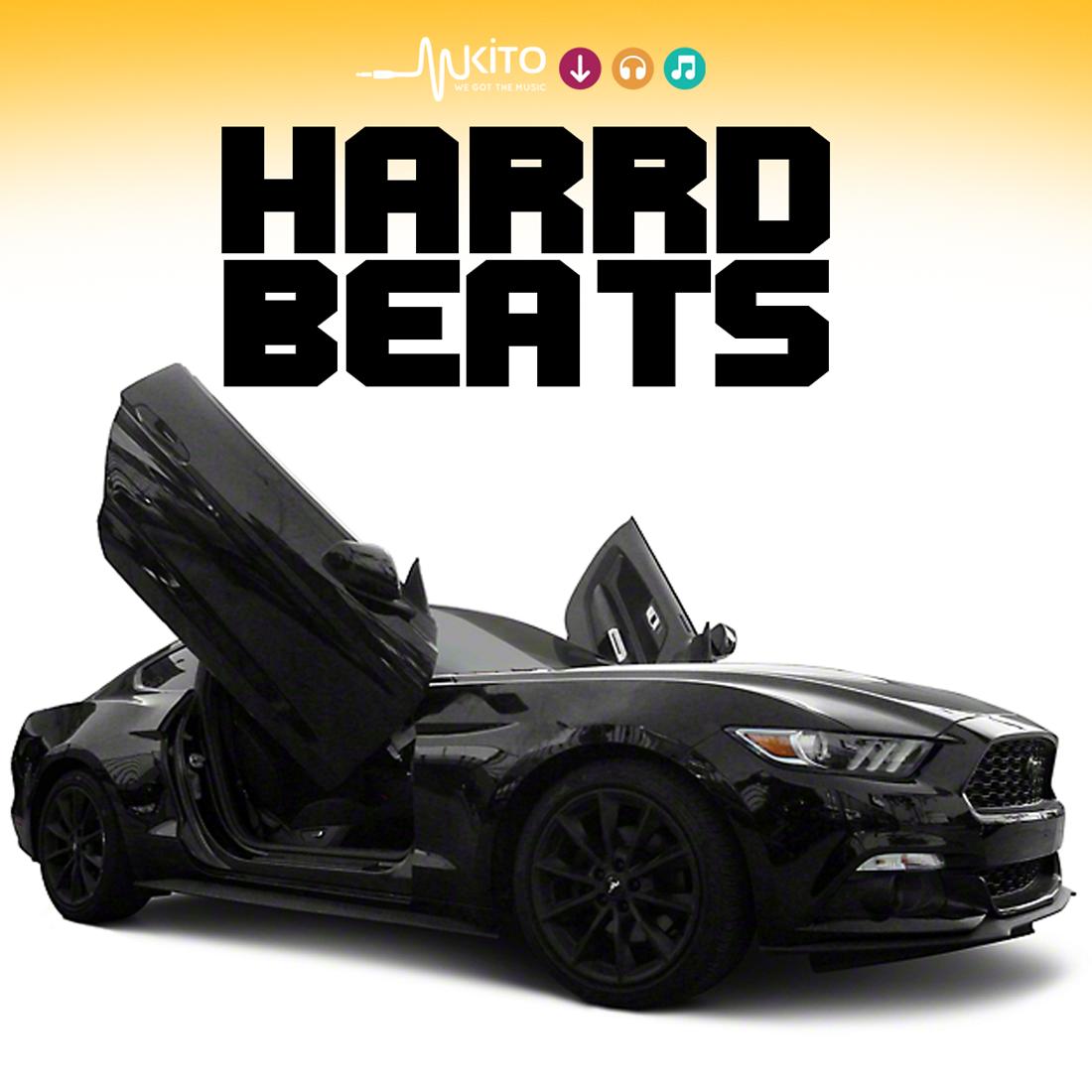 Harrd Beats - 1 HarrdBeats-HarrdTimes VOL 1