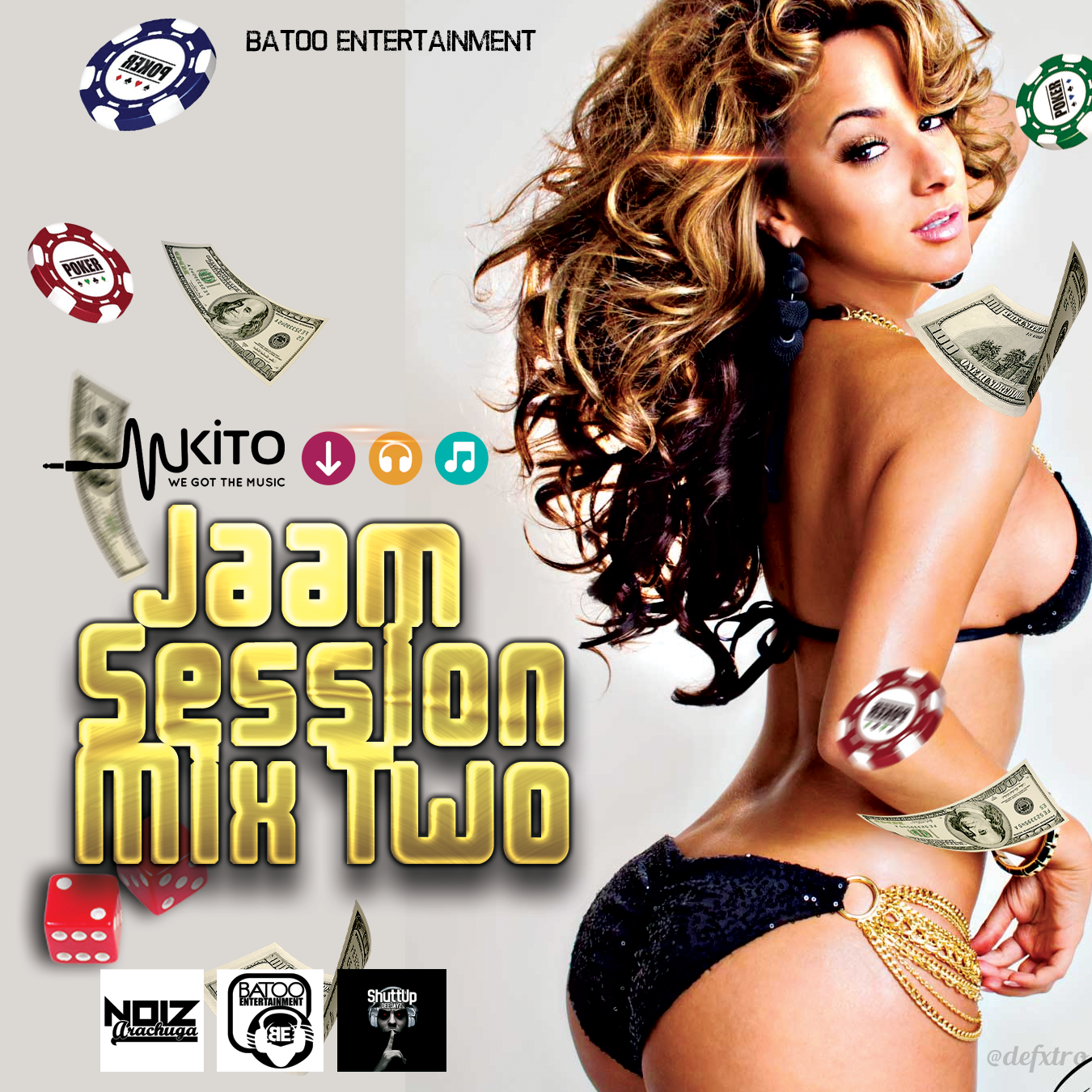 Batoo - 1 JaamSess_Mix Two