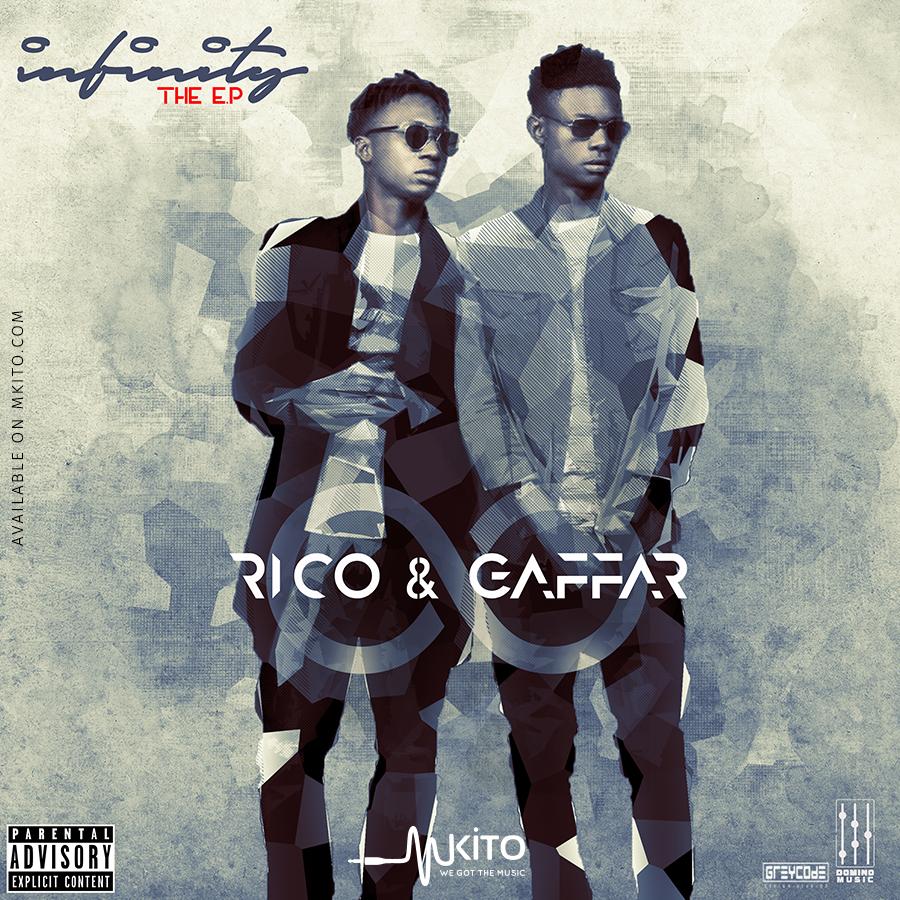 Rico & Gaffar - Blueberry