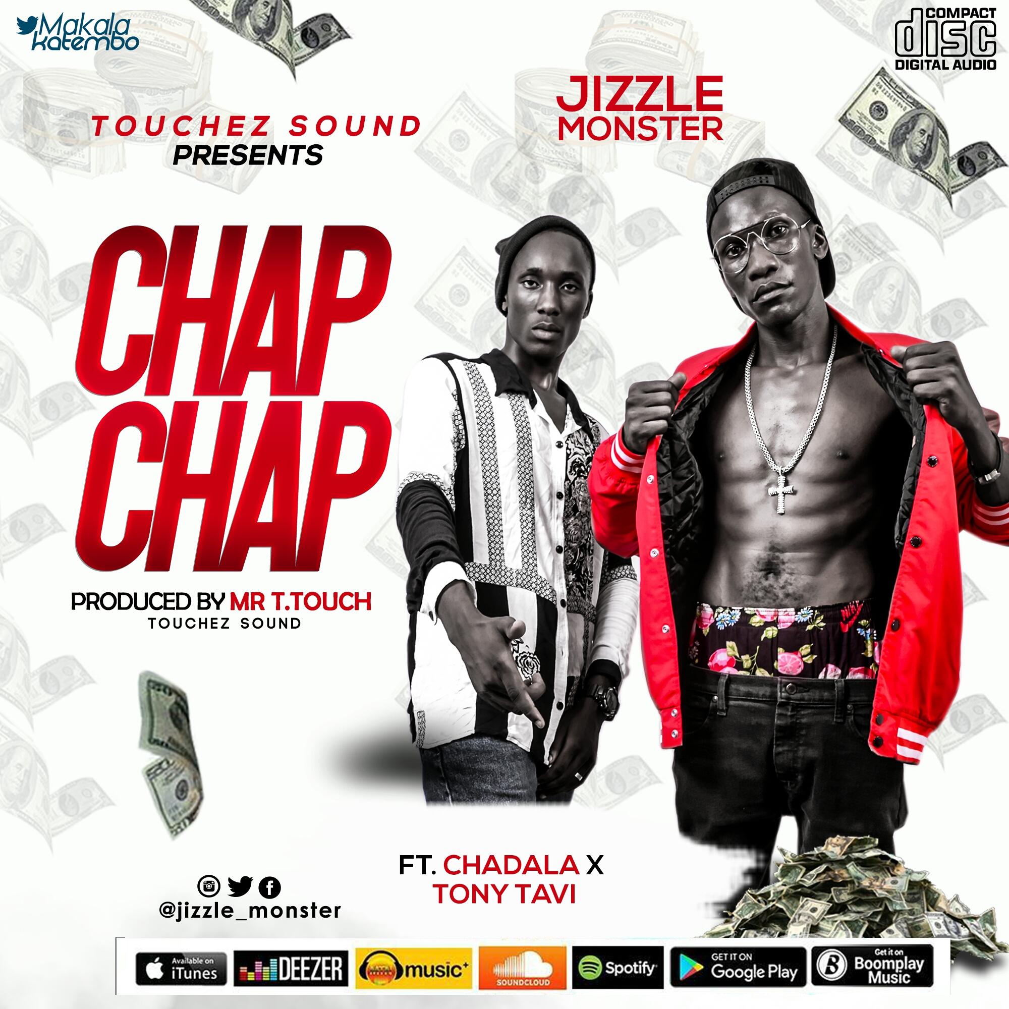 Black Jizzle - CHAP CHAP