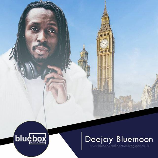 Deejay Bluemoon - MOVE FEAT. SPANG TO DI G