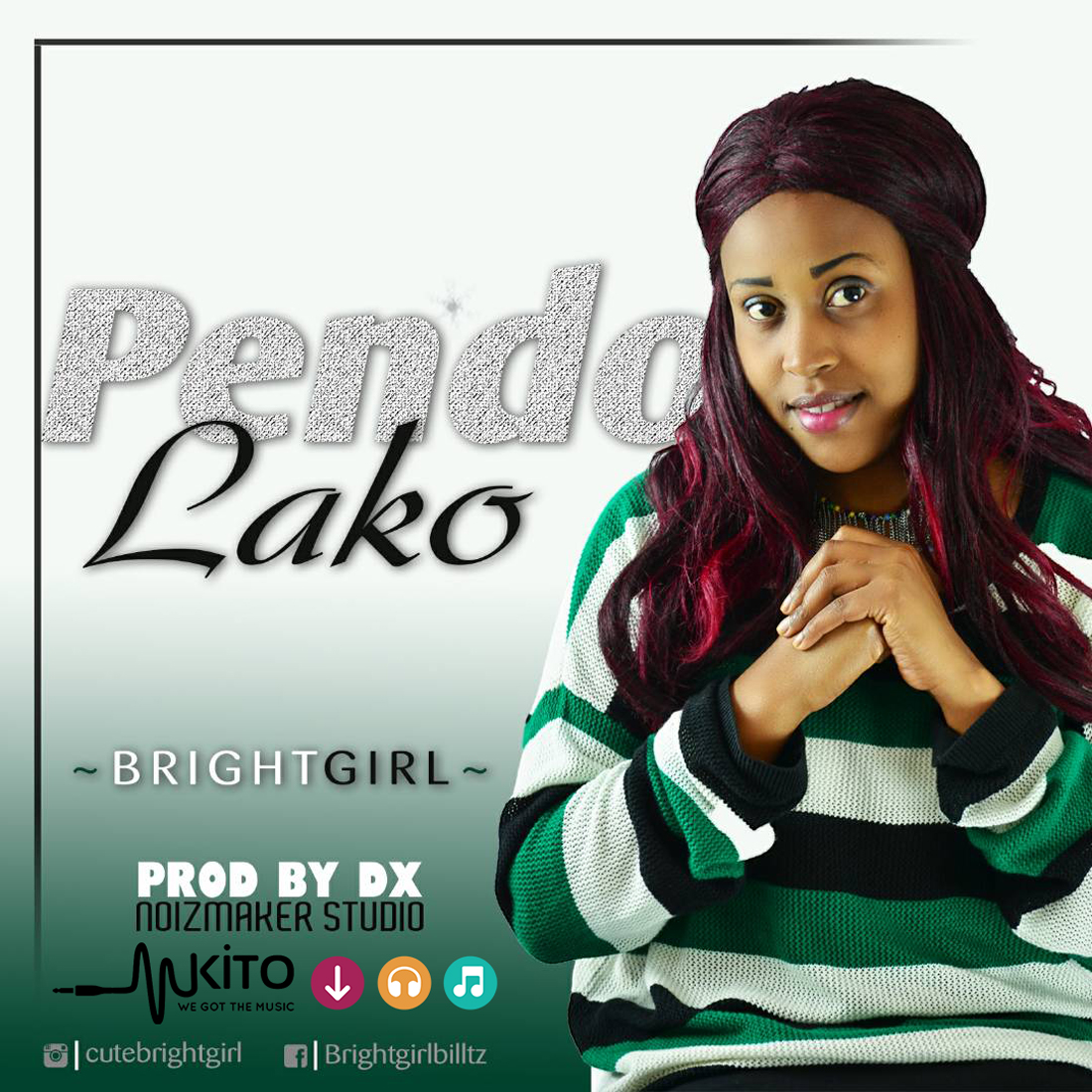 Bright Girl - Pendo Lako