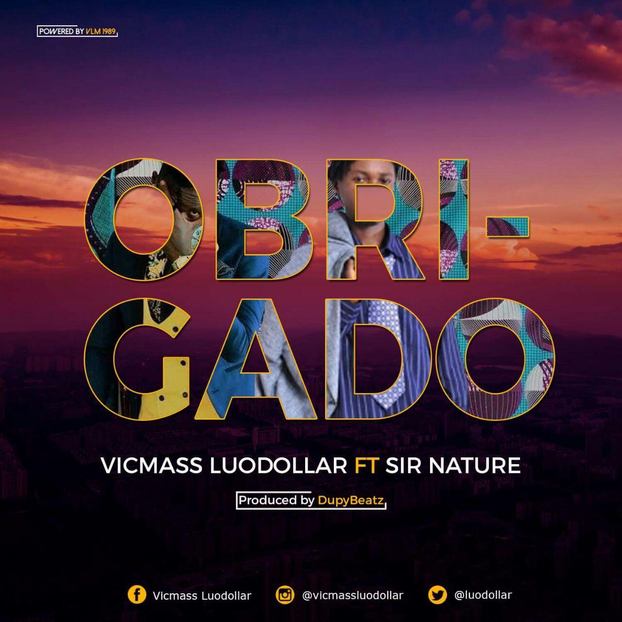 Vicmass Luodollar - Call yo mama