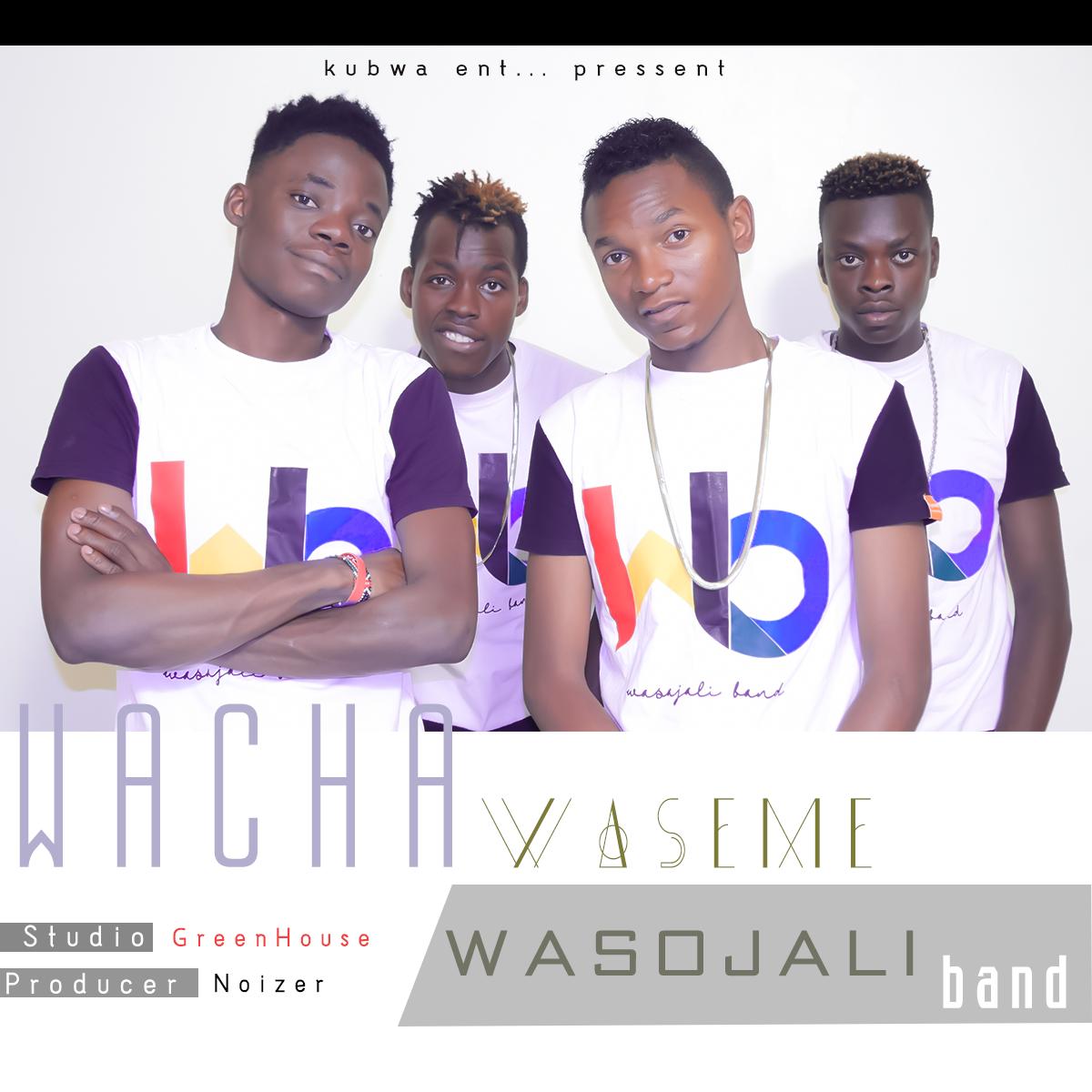 Wasojali Band - Sina Bahati