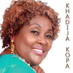 Khadija Kopa - Lady with confidence
