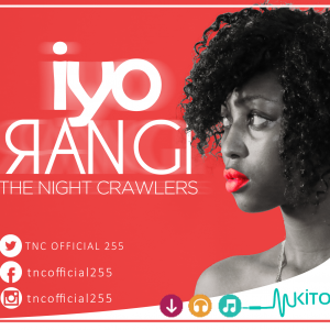 THE NIGHT CRAWLERS - Iyo rangi