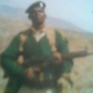 Abraham Lokeno - Yesu Ndiye Kimbilio