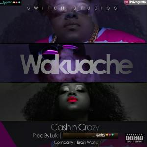 cash n crazy - Haha hihi hoho (bonge la demu) ft mesen selekta