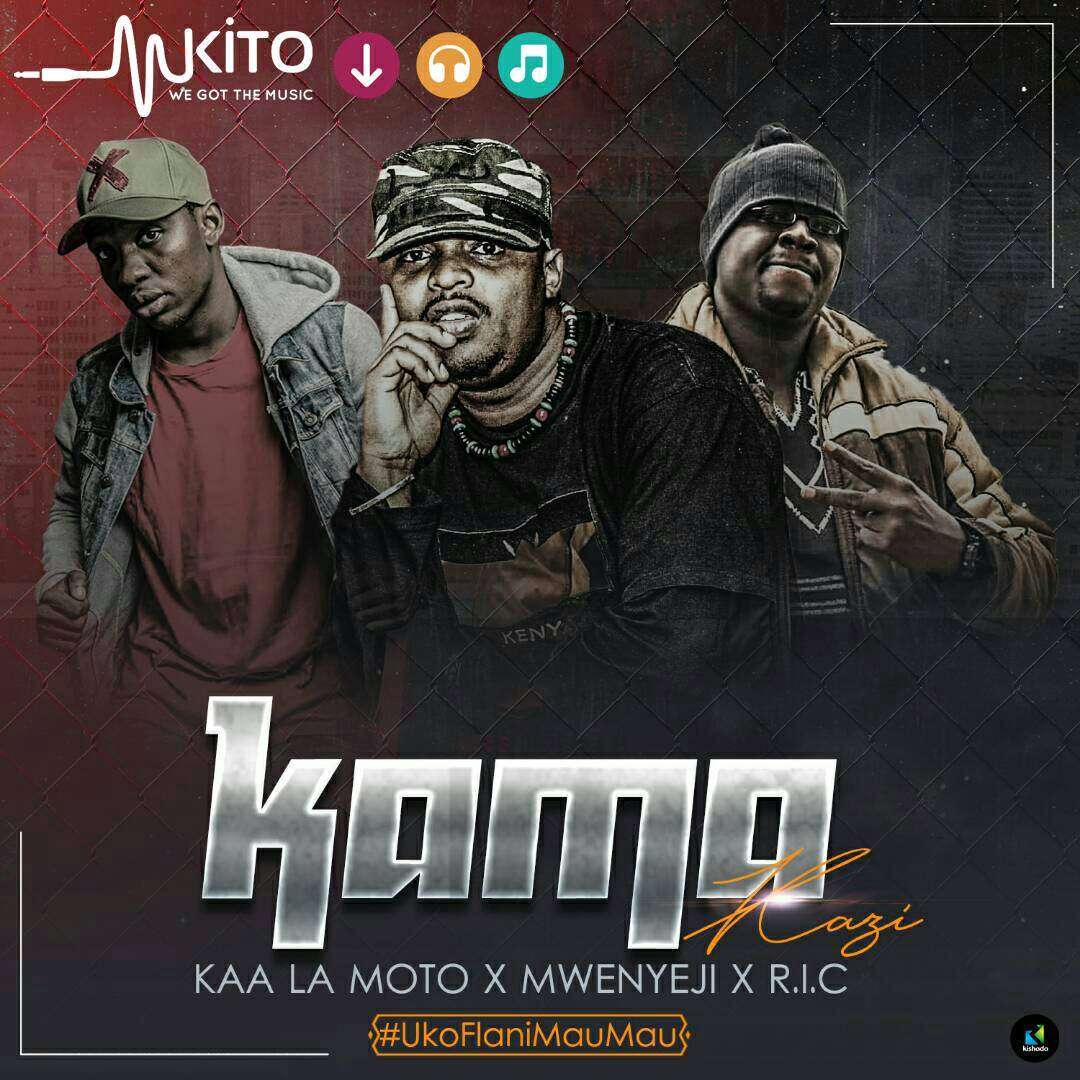 Kaa La Moto - Baba na Mama ft Chess