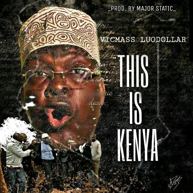 Vicmass Luodollar - This is Kenya (Orutu and Piano)