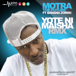 Motra The Future - Ulimwengu wa sasa ft.warriors from the east