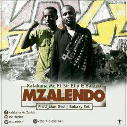 kalakana mc zurich - Kalakana Mc Ft Ainea - Nani Anipendae (Producedby Banny Music)