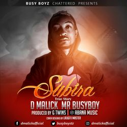 D-Malick - MAHABA NIUE (COVER)