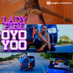 Lady Fire Samberaa - Unabanjuka ft Jambo Squad