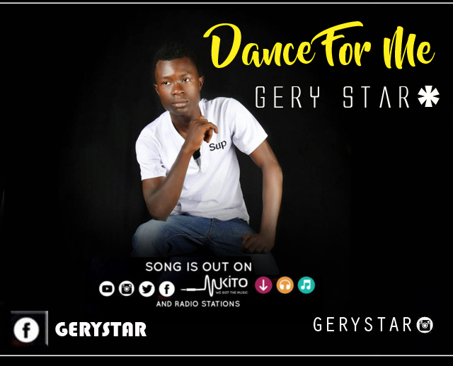 Gery Star - Dance for Me