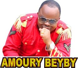 Amoury Beyby - African lady